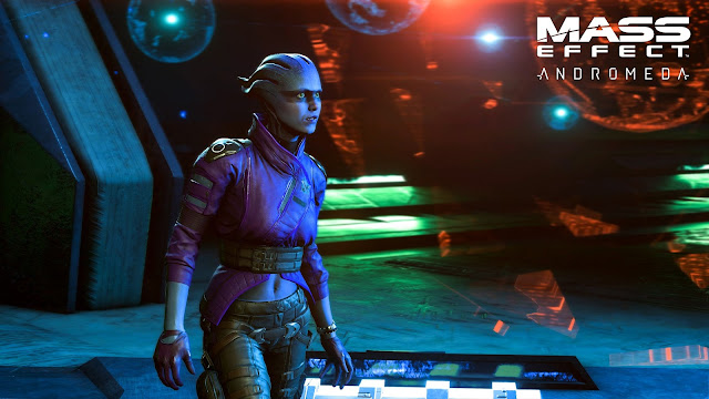 Screenshot of Mass Effect Andromeda