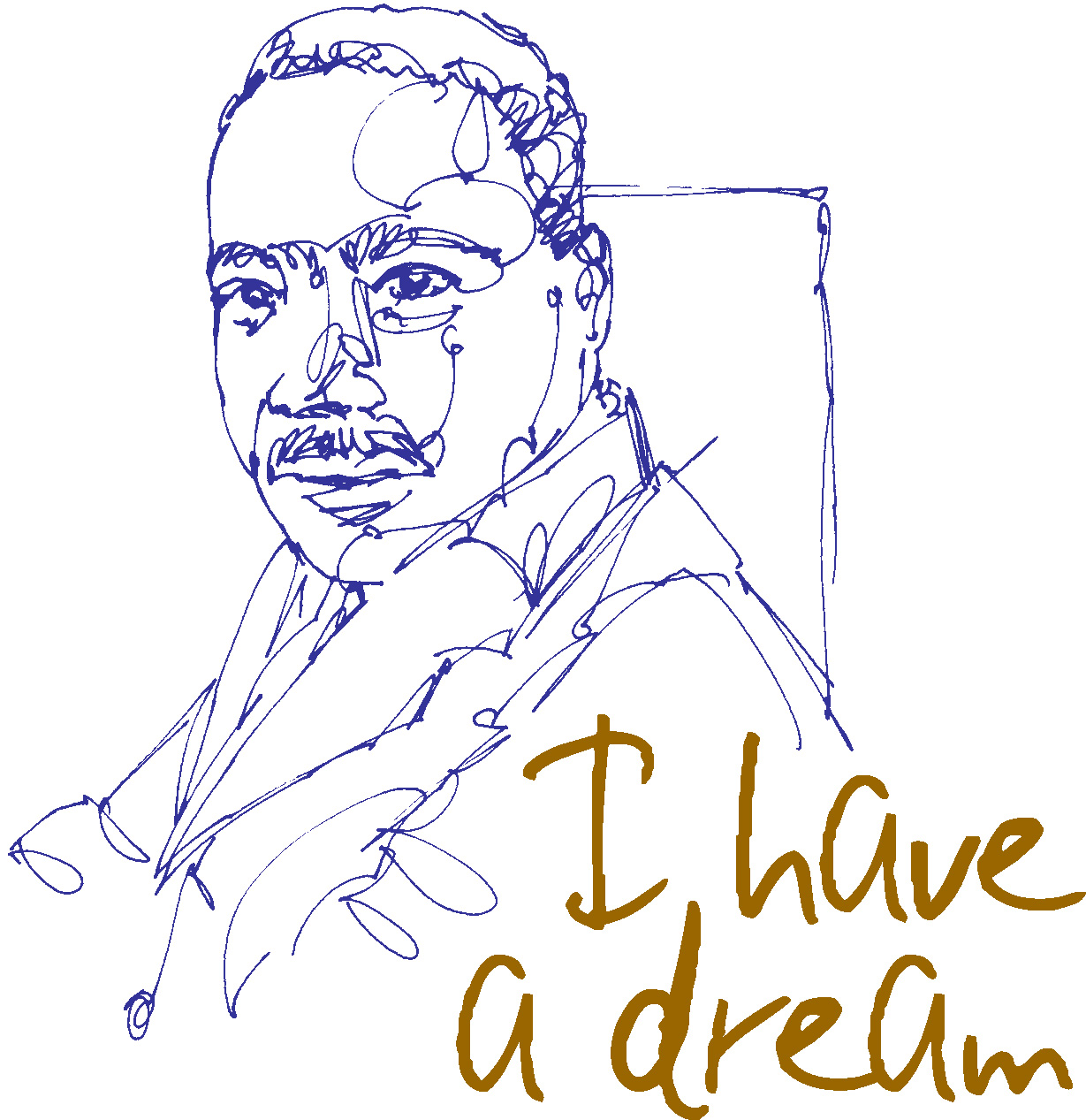 clip art martin luther king jr day - photo #17