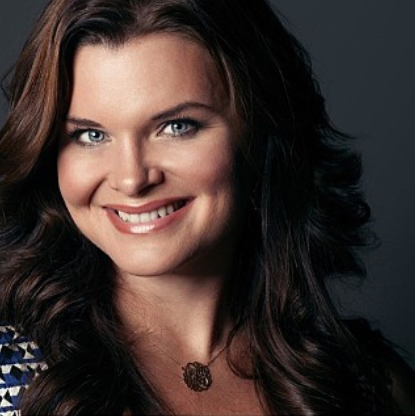 We Love Soaps: 'Bold and the Beautiful' Star Heather Tom to