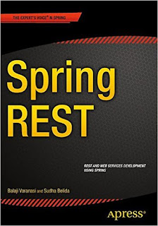 best book for restful webservices in java