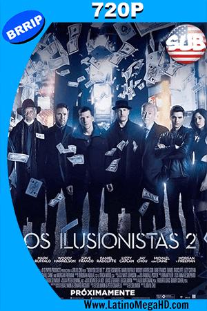 Los Ilusionistas 2 (2016) Subtitulado HD 720p ()