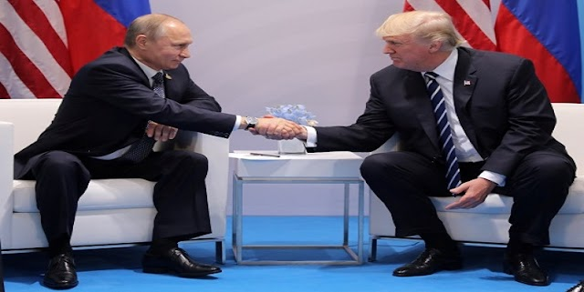 Πούτιν - Τραμπ: 1-0