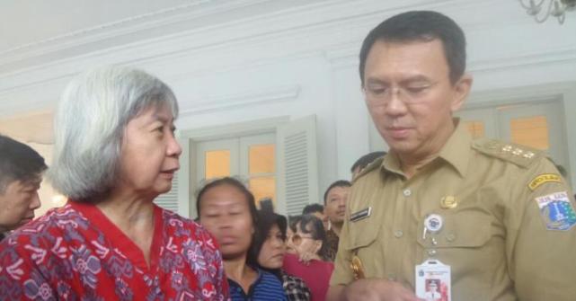Ahok: Lu Kira Gue Iseng Tiap Pagi Layani Aduan Warga?