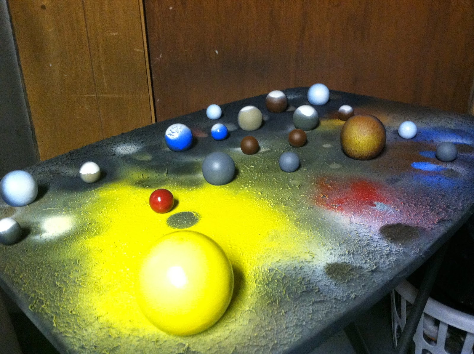 The WarPig: DIY: Full Thrust Rocky Planets, Moons and ...