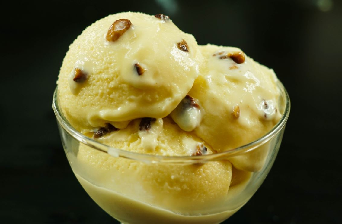 Homemade eggless ice cream recipe steffis recipes quantity ingredients for ice cream ccuart Images
