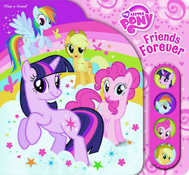 My Little Pony Friends Forever Books