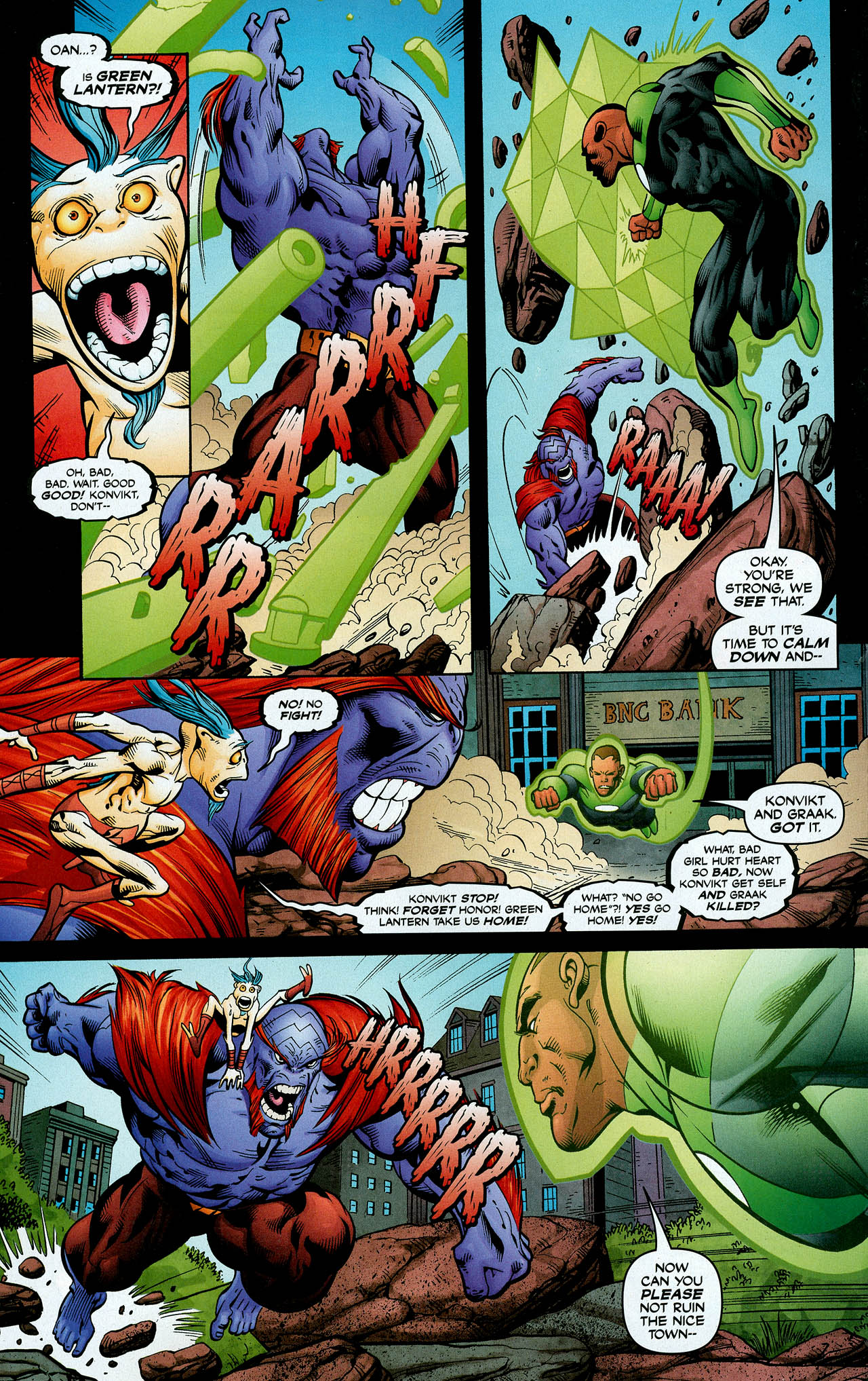 Read online Trinity (2008) comic -  Issue #2 - 25