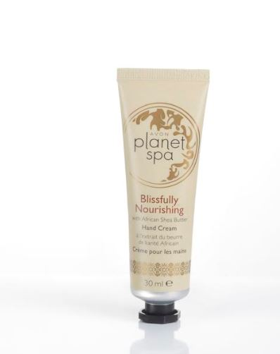 Planet Spa Blissfully Nourishing Hand cream