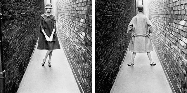 Wonderful Fashion Photography of 1950s by Norman Parkinson