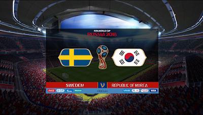PES 2017 Scoreboard FIFA World Cup 2018 by AZ Mods