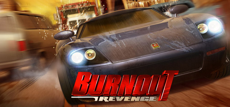 Burnout Revenge 100% Working Game - Free Download Full Version For PC