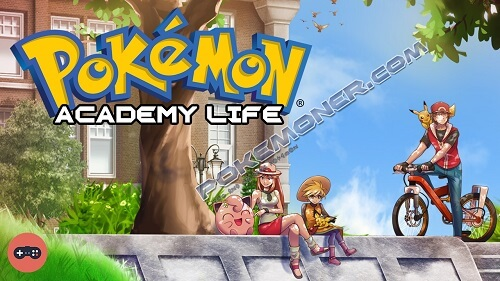 Pokemon Academy Life