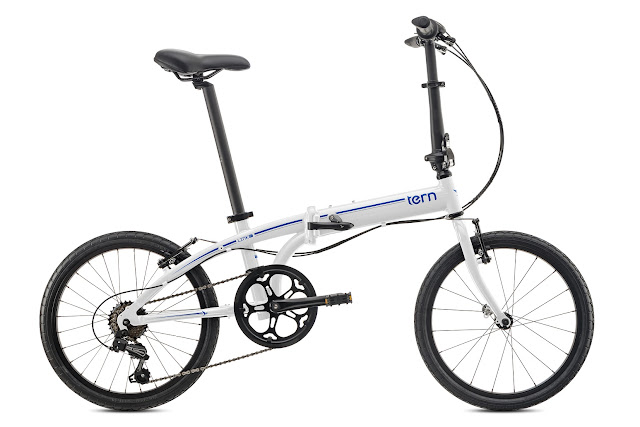 Tern's Link B7 urban bike