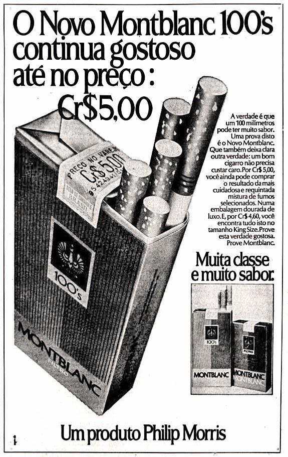 philip morris. propaganda cigarros anos 70.  propaganda anos 70. história decada de 70; reclame anos 70.  Brazil in the 70s. Oswaldo Hernandez;