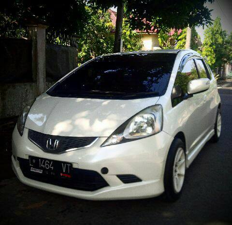 Honda Jazz S tahun 2011