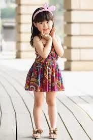 anak perempuan bergaya ala korea