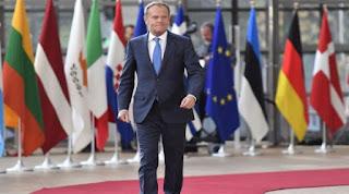 Τουσκ: Η Ευρώπη των 27 οφείλει να μείνει ενωμένη