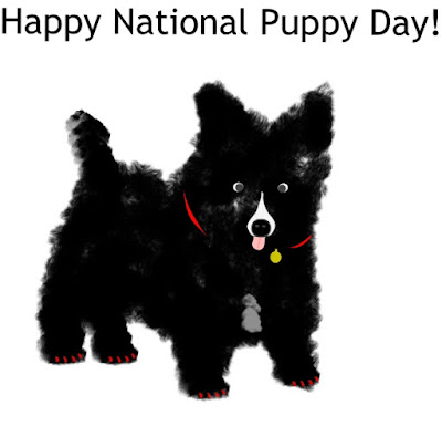 National Puppy Day