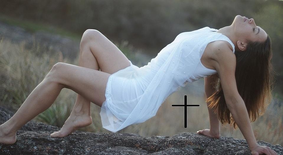virginal/sensual, duality