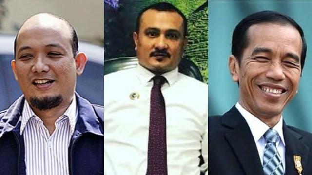Jawaban Jokowi saat Ditanya Kasus Novel Baswedan Jadi Sorotan, Ini Kata Ferdinand
