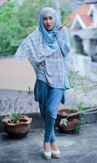Baju Muslim Casual Dian Pelangi11