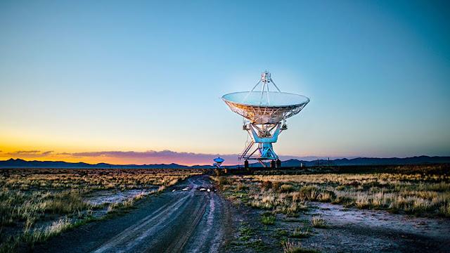 ¿Una galaxia nada lejana? Las raras señales de radio nacen más cerca de la Tierra de lo que se creía