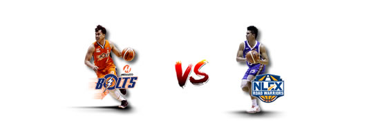 May 4: Meralco vs NLEX, 7:00pm Smart Araneta Coliseum