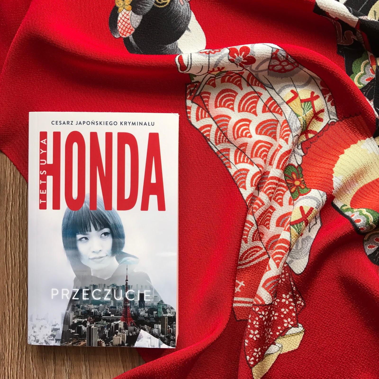"""Tetsuya Honda """"Przeczucie"""""""