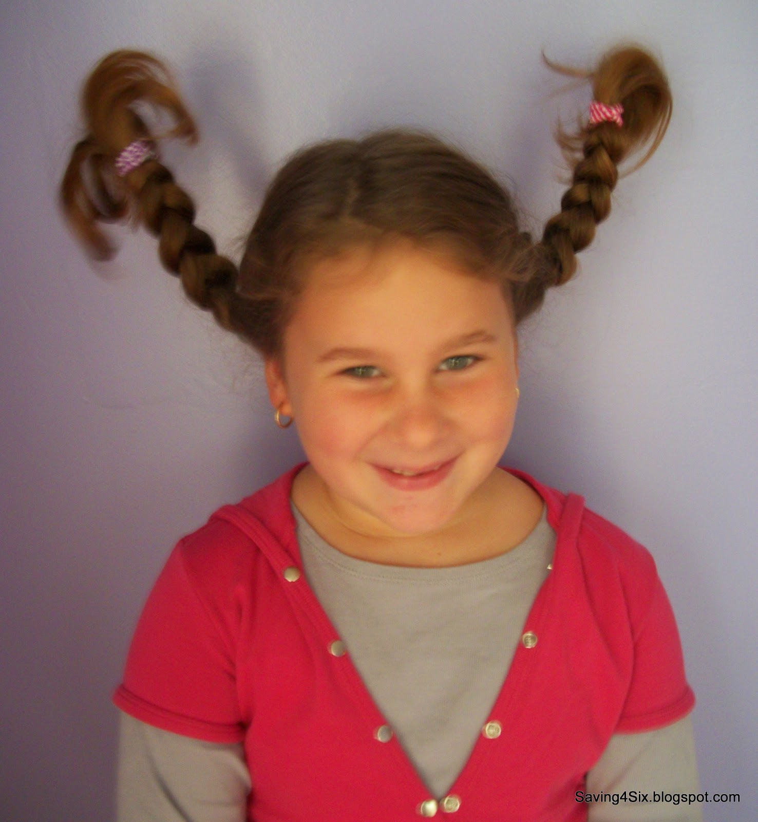Fine Easy Hairdos For Kids Hairstyles For Women Draintrainus