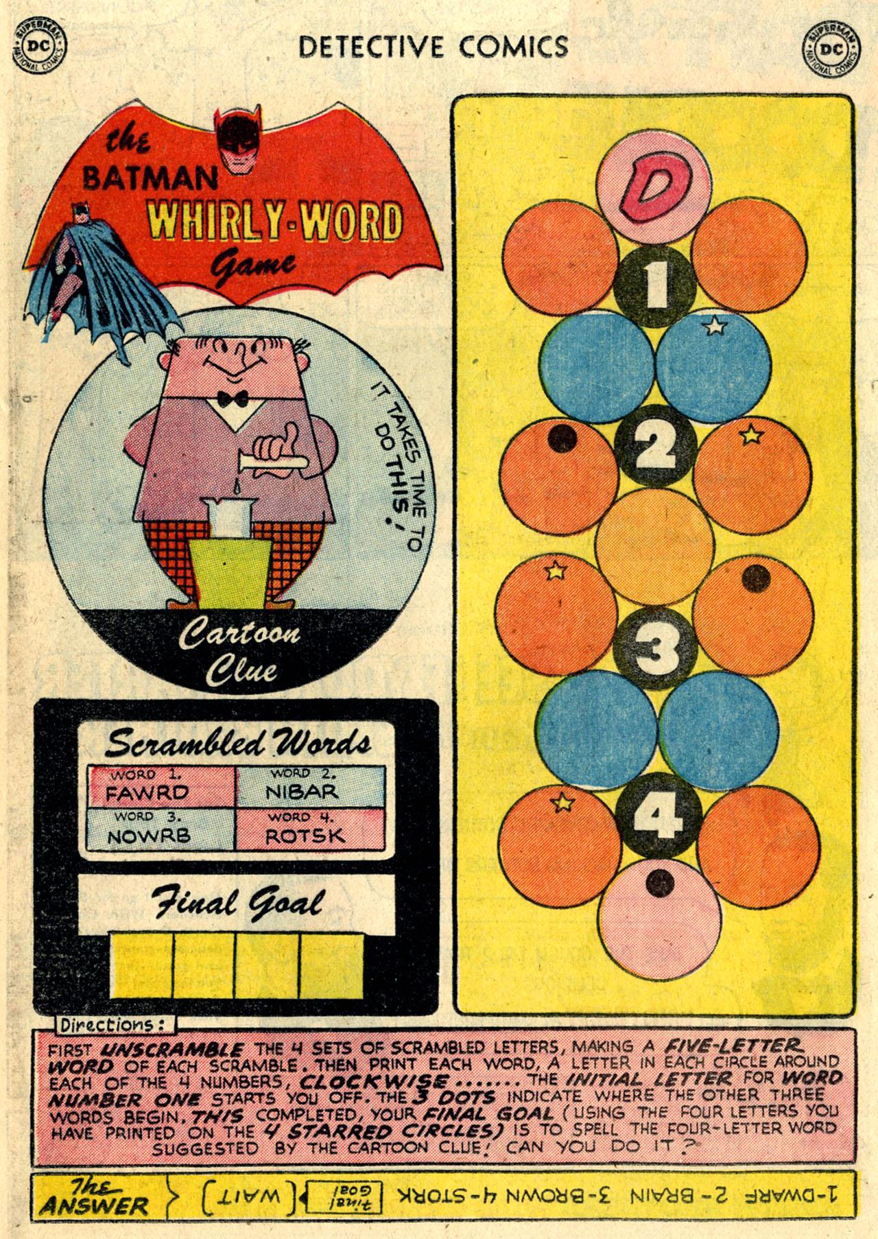 Read online Detective Comics (1937) comic -  Issue #216 - 24