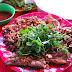 Nhẩn nha thưởng thức cá đuối nướng Đồng Dương