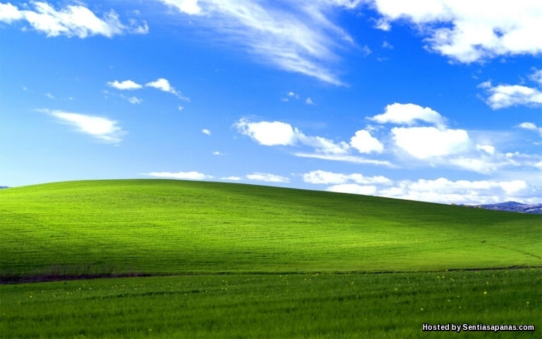 Jurugambar Ikonik Windows XP Cipta Sekuel 'Bliss'