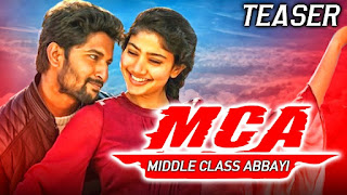 "MCA (2018) ""Hindi Dubbed"" ""Official Teaser"""