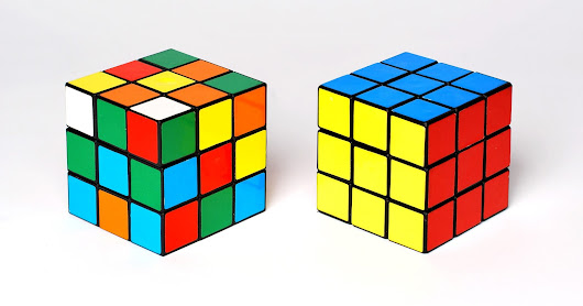 The graphic representation of the Rubik's Cube will no longer be a trademark in the European Union