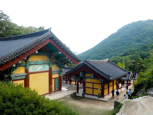 Cheongpyeongsa temple, outside Chuncheon, South Korea
