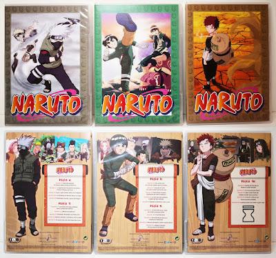 Naruto BOX 2 SelectaVision