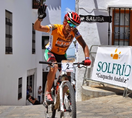 Vuelta Andalucía MTB 2018