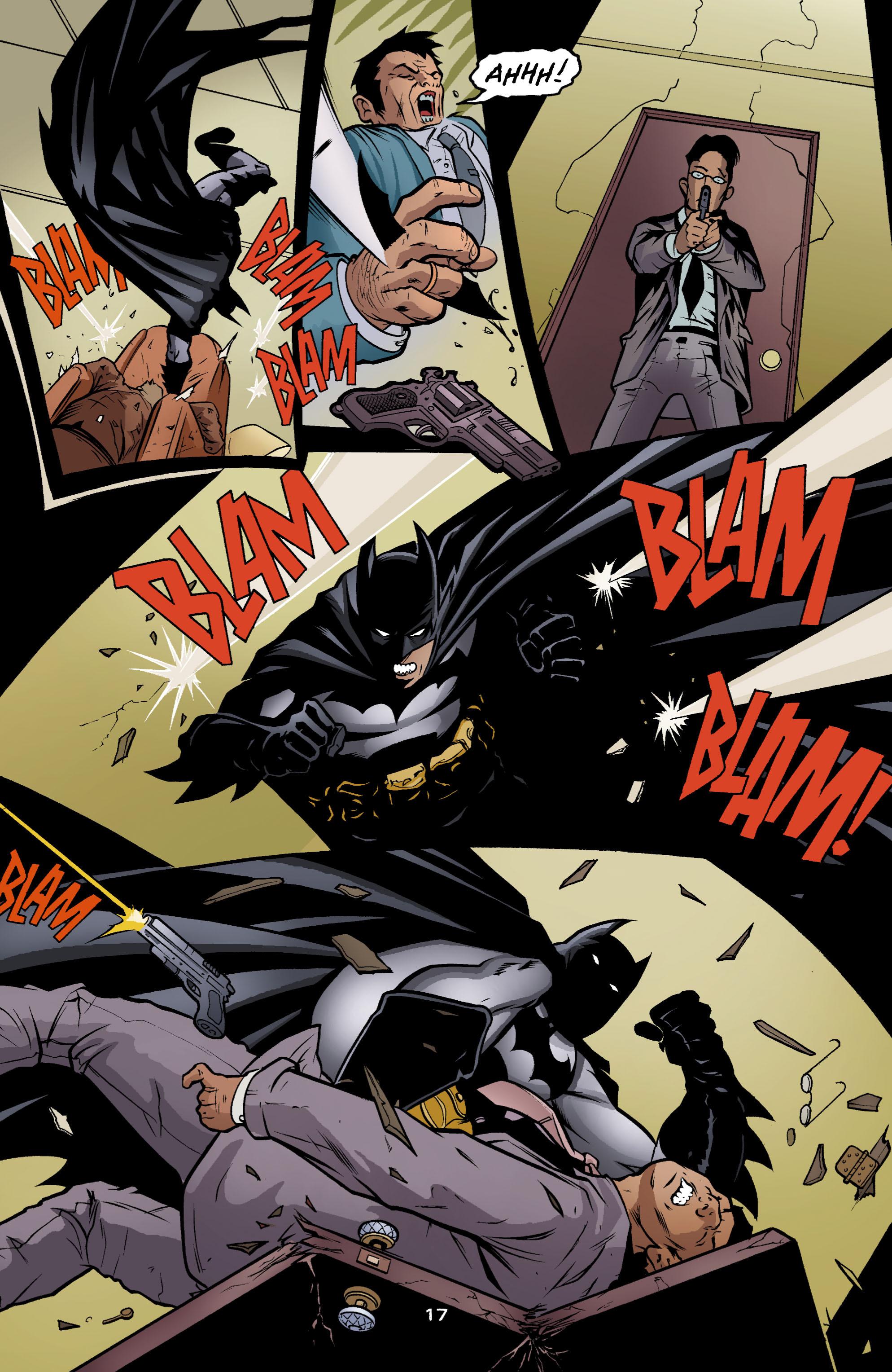 Detective Comics (1937) 778 Page 17