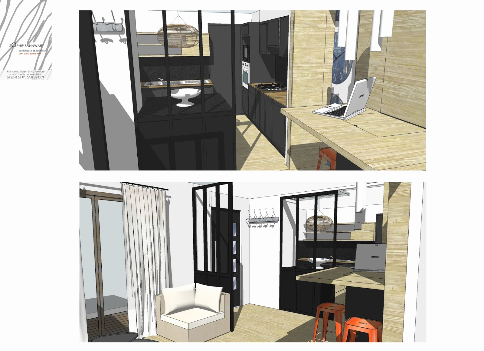cr er un sas d entr e mk49 humatraffin. Black Bedroom Furniture Sets. Home Design Ideas