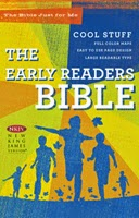 The NKJV Early Readers Bible cover