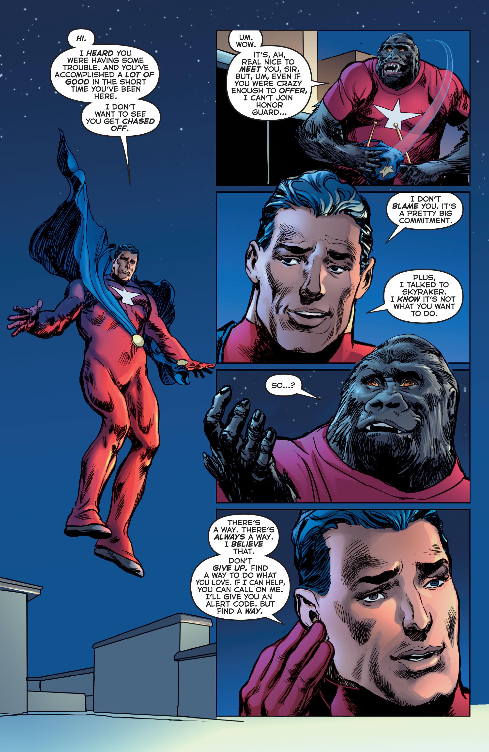 Read online Astro City comic -  Issue #24 - 17