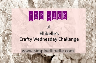 Elibelle's Crafty Wednesday: July