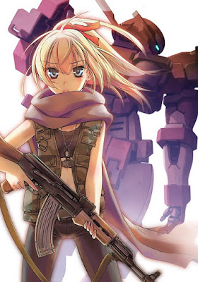 Adelina z Full Metal Panic! Another