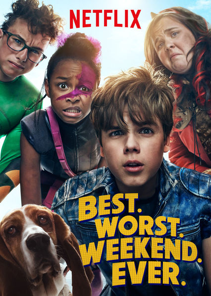 Best. Worst. Weekend. Ever. – Saison 1 [Complete] [Streaming] [Telecharger]