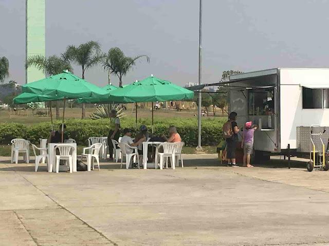 Parque Villa-Lobos - Food Truck