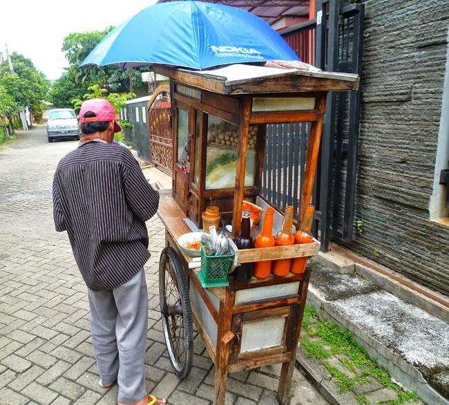 Lima kaki en Yakarta