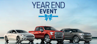 Year End Sales Event at Gresham Ford