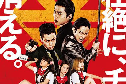 Sinopsis Back Street Girls: Gokudoruzu (2019) - Film Jepang