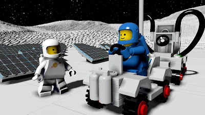 LEGO® Worlds Classic Space DLC
