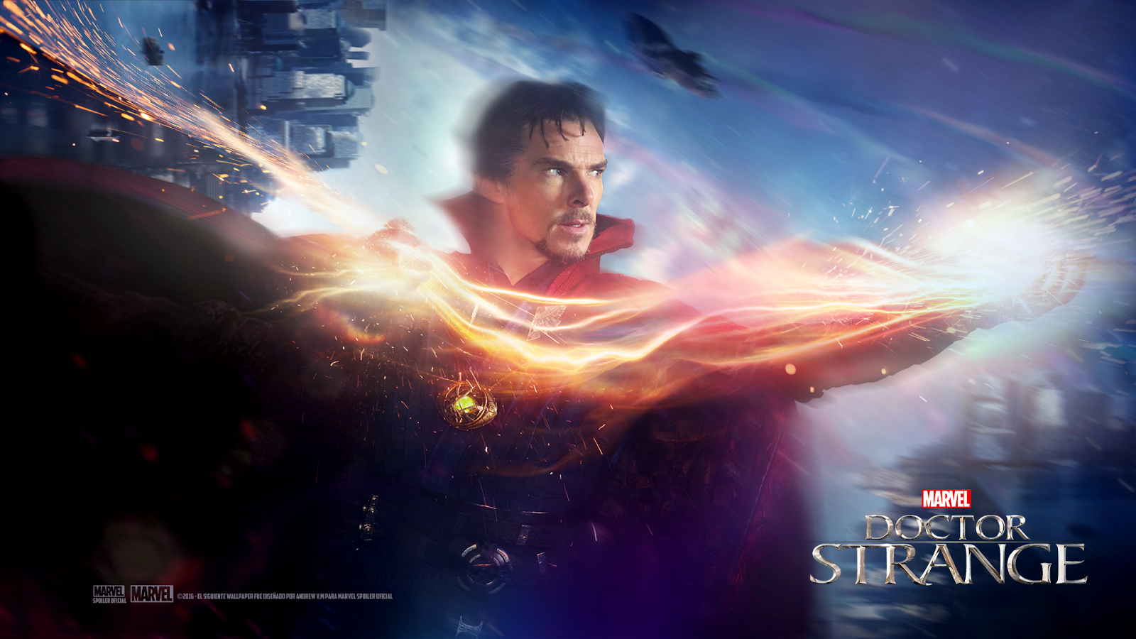 Marvel Spoiler Oficial Nueva Wallpaper De Doctor Strange